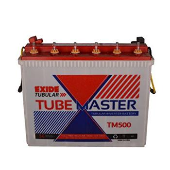 Exide Tube Master TM 500 + T