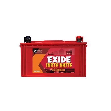 Exide Battery Exide Insta Brite Ib 1000
