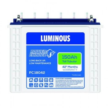 Luminous-PC 18042-150Ah-Flat-Tubular